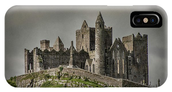 Rock Of Cashel IPhone Case