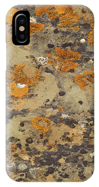Rock Pattern IPhone Case