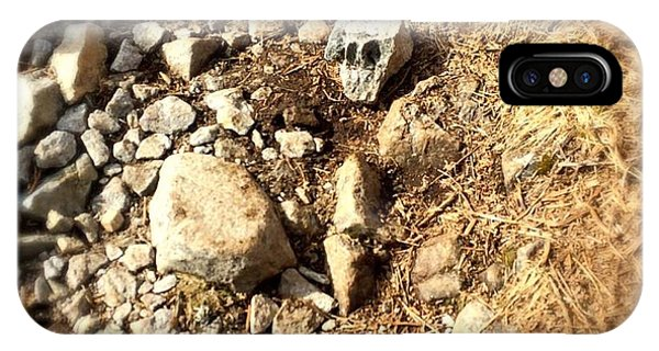 Rock Skull IPhone Case