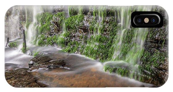Rock Wall Waterfall IPhone Case