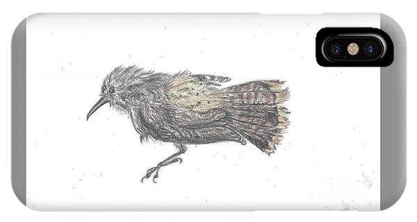 Rock Wren IPhone Case
