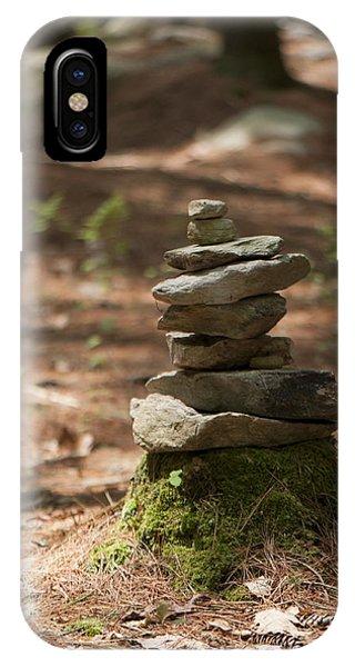 Rock Yoga IPhone Case