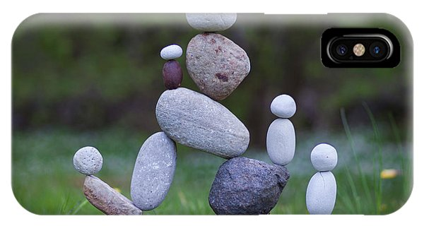 Rock Yoga IPhone Case
