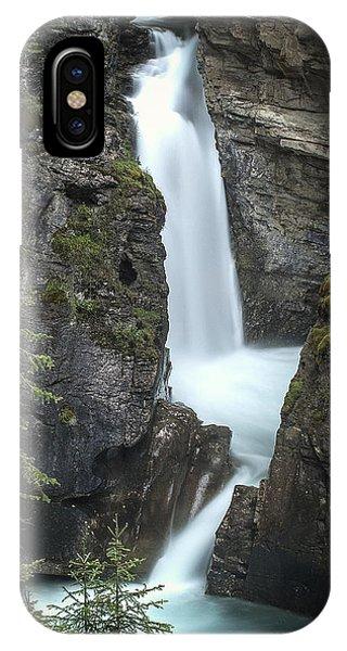 Rockies Waterfall IPhone Case