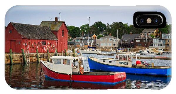 Rockport Harbor 2 IPhone Case
