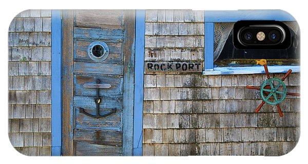 Nubble Light iPhone X Case - Rockport Massachusetts by Emmanuel Panagiotakis