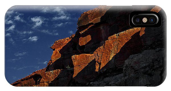 Sky And Rocks IPhone Case