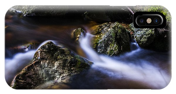 Rocks In A Stream IPhone Case