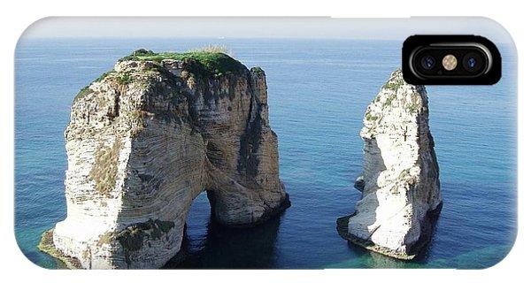 Rocks In Sea IPhone Case