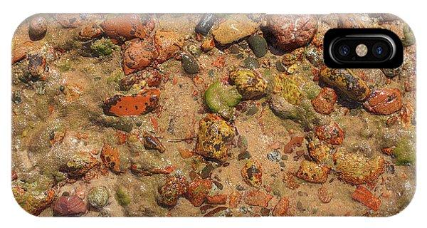 Rocky Beach 5 IPhone Case