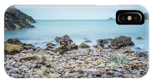 IPhone Case featuring the photograph Rocky Beach by James Billings