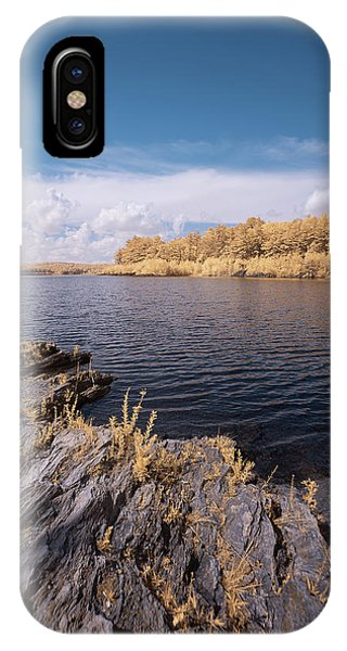 IPhone Case featuring the photograph Rocky Ir by Brian Hale