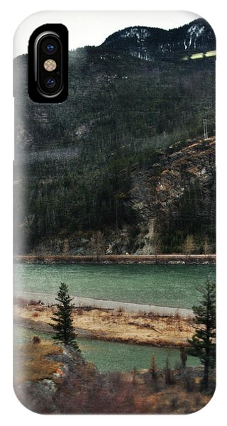 Rocky Mountain Foothills Montana IPhone Case