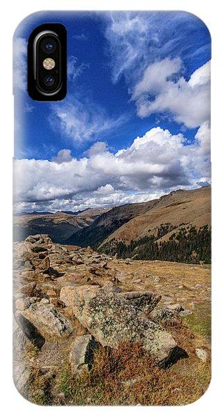 Rocky Mountain National Park Colorado IPhone Case