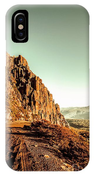 Rocky iPhone Case - Rocky Mountain Route by Jorgo Photography - Wall Art Gallery