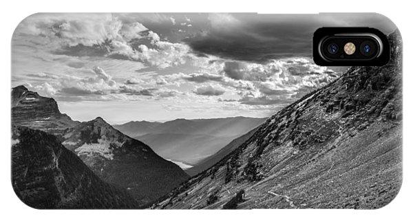 Rocky Mountain Splendor IPhone Case