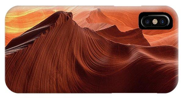 Rocky Mountain Sunrise IPhone Case