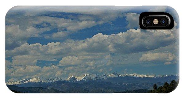 Colorado Rocky Mountain High IPhone Case