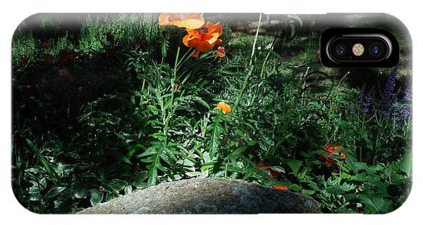 Rocky Mt. Poppies  IPhone Case