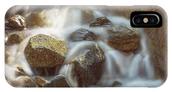 Rocky Water IPhone Case