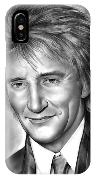 Rod Stewart IPhone Case