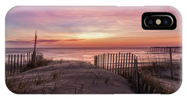 Rodanthe Sunrise IPhone Case