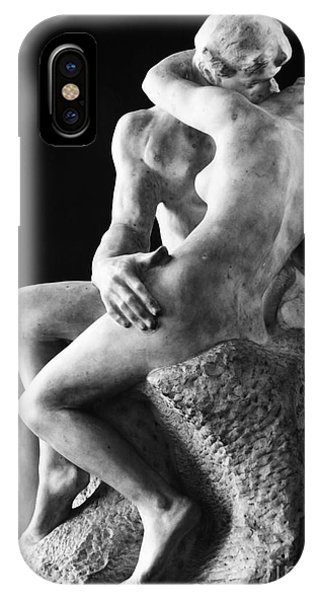 Rodin: The Kiss, 1886 IPhone Case