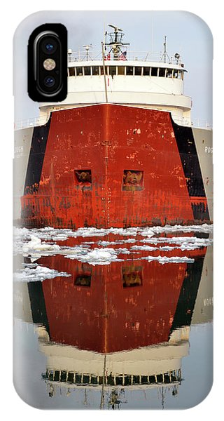 Lake Superior iPhone Case - Roger Blough by Gregory Steele