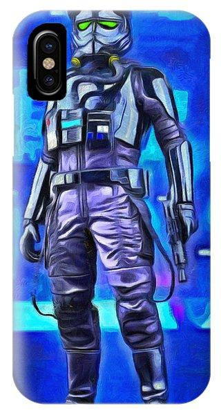 Rogue One Pilot - Da IPhone Case