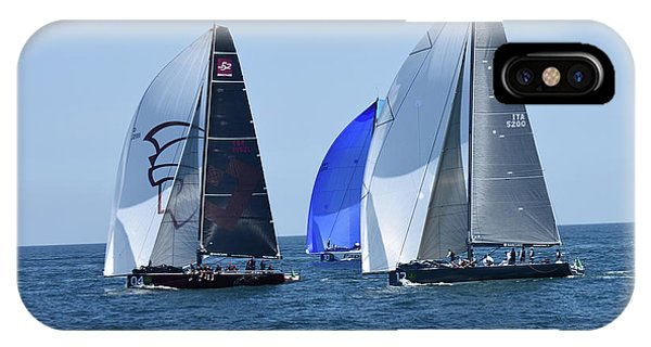 Rolex Capri Sailing Week 2014 IPhone Case