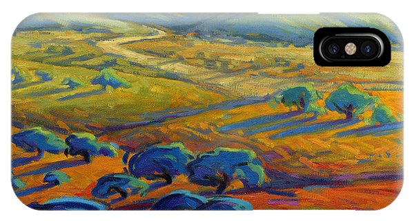 Rolling Hills 3 IPhone Case