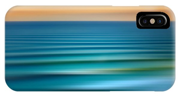 Motion Blur iPhone Case - Rolling In by Az Jackson