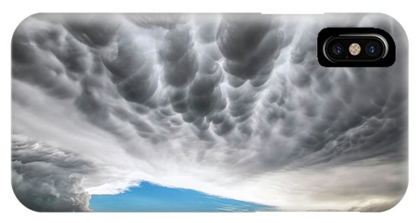 Rolling Sky IPhone Case