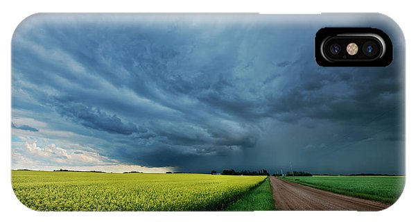 Rolling Storm IPhone Case