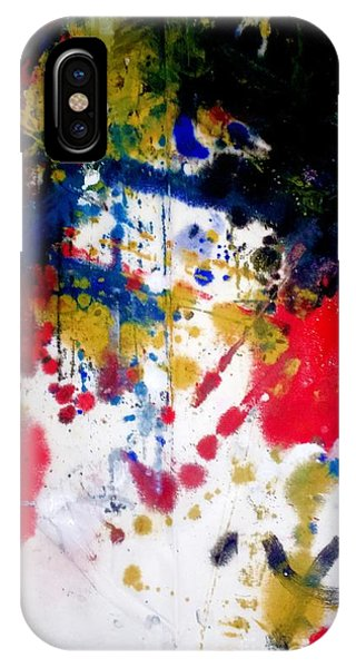 Romak Abstract IPhone Case