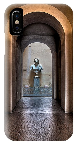 Roman Entry IPhone Case