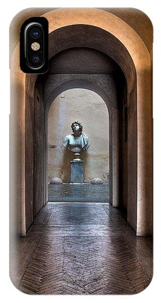 Roman Entry IPhone Case