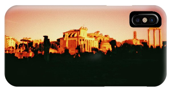 Roman Imperial Forum IPhone Case