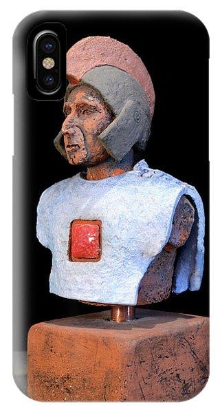 Roman Legionaire - Warrior - Ancient Rome - Roemer - Romeinen - Antichi Romani - Romains - Romarere  IPhone Case