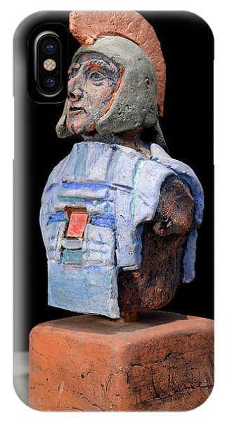 Roman Legionaire - Warrior - Ancient Rome - Roemer - Romeinen - Antichi Romani - Romains - Romarere IPhone Case