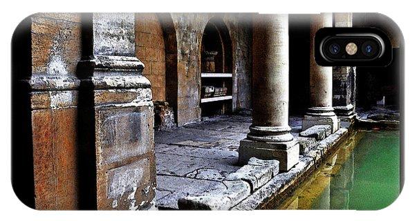 Roman Pillars  IPhone Case