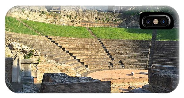 Roman Theater IPhone Case