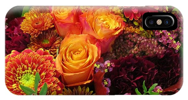 Romance Of Autumn IPhone Case