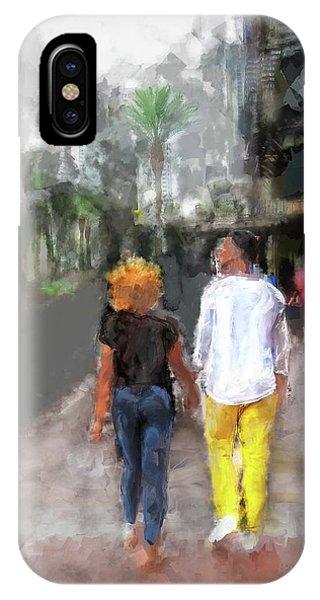 Romantic Couple IPhone Case