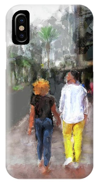 Romantic Couple IPhone Case