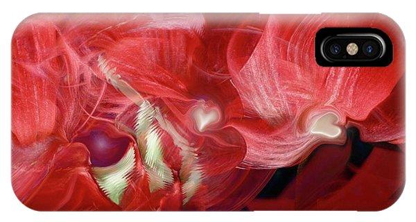 Romantic Love IPhone Case
