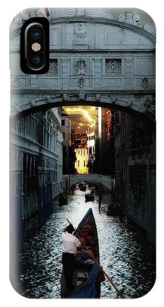 Romantic Venice IPhone Case