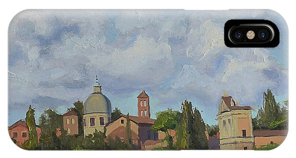 Rome Afternoon IPhone Case
