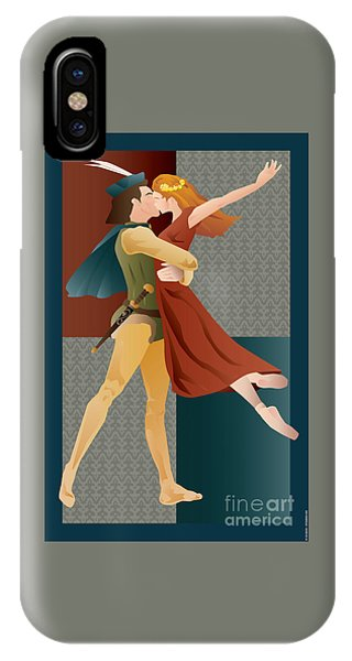 Romeo And Juliet Ballet IPhone Case