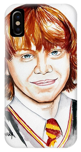 Ron Weasley IPhone Case